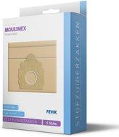 Moulinex stofzuigerzakken voor Powerclass serie