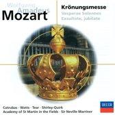 Kronungsmesse (Complete)/Vesperae Solennes