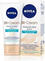 Nivea Essentials BB Cream Gemende Huid Dagcreme SPF 10 - 50 ml