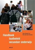 Handboek taalbeleid secundair onderwijs