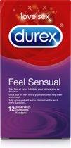 Durex Feel Sensual Condooms - 12 stuks