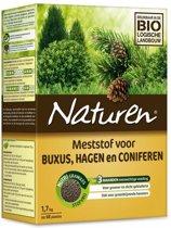 Naturen meststof voor buxus en hagen - 1,7kg - set van 2 stuks