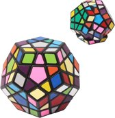 Irregular 12-Sides Brain Teaser Magic IQ Cube