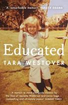 Boek cover Educated van Tara Westover (Paperback)
