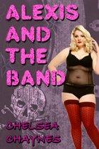 Alexis & The Band (BBW Gangbang Erotica)