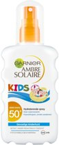 Garnier Ambre Solaire Kids Zonnebrandspray SPF 50+ - 200 ml - Hypoallergeen