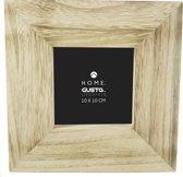 Gusta - Fotolijs - Fotoformaat 10x10 cm - Hout