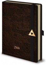 ZELDA - Notebook A5 Premium - Hyrule Map