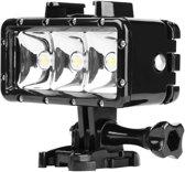 Shop4 - Actioncam Waterdichte Lamp Zwart