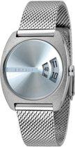 Esprit ES1L036M0045 Disc horloge - Staal - Zilverkleurig - Ø 32 mm