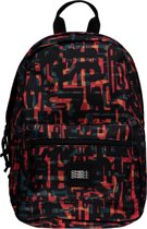 O'Neill Rugzak Bm coastline mini - Red Aop W/ Black - One Size