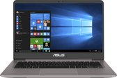 Asus ZenBook UX410UA-GV152T-BE - Laptop - 14 Inch - Azerty