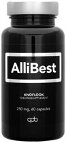 ALLIBEST KNOFLOOK 250mg 60 capsules