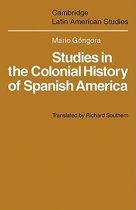 Cambridge Latin American Studies