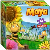 Maya Puzzel Trein - 40 Stukjes