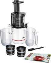 Bosch MESM500W VitaExctract  - Slowjuicer - Zwart Wit