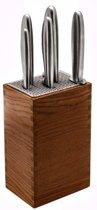 Messenblok MISTERY BOX - donker hout