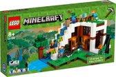 LEGO Minecraft De Watervalbasis - 21134