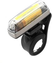 Ikzi Light Voorlicht Led Usb Zwart/transparant