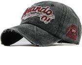 Baseball Cap – Orlando Black - C011