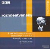Tchaikovsky: The Nutcracker; Shostakovich: The Bolt, Suite