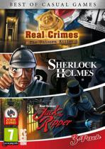 Realcrimes 3-Pack