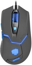 Fury Hunter - Gaming Muis - Optisch - 4800 DPI - Met software