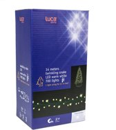 Luca Lighting snakelight 14m met 700lampjes warmwit geschikt voor een 215cm boom IP44