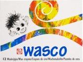 Talens Wasco 12 waskrijtjes