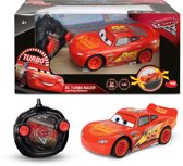 Dickie Cars 3 - RC Bliksem McQueen Turbo (17cm)