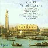 Vivaldi: Sacred Music Vol 6 /King, Gritton, Stutzmann, et al