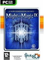 Might & Magic IX - Windows