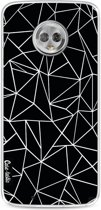 Casetastic Softcover Motorola Moto G6 - Abstraction Outline