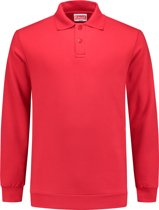 Workman Polosweater Outfitters Rib Board - 9303 rood - Maat 5XL