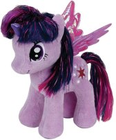 TY Little Pony Twilight Sparkle 24 cm