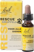 Bach rescue remedy pets druppels 10 ml
