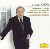 Previn: Diversions, Songs / Andre Previn, Renee Fleming, Barbara Bonney et al