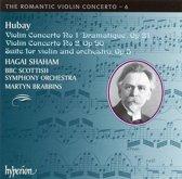 Hubay: Violin Concertos Nos 1 & 2, Suite For Violi