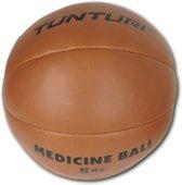 Tunturi  Medicine Bal - 5 kg - Bruin