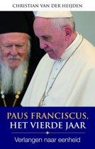 Paus Franciscus, het vierde jaar