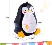 Kids van 8 mnd tot 6 jaar oud  - Pinguin Kinder Urinoir Kinderurinoir I Plaspot I Plaspotje I vastplakken met zuignappen aan elke muur