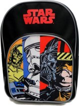 Star Wars Vintage Rugzak - Kinderen - Zwart