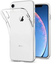 Apple iPhone Xr hoesje - Soft TPU case - transparant