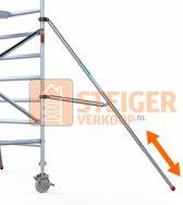 Rolsteiger telestabilisator 200 cm