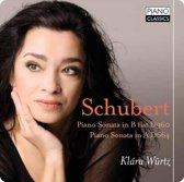Schubert; Piano Sonatas D960 & 664