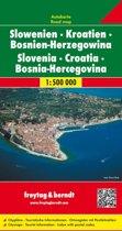 FB Slovenië • Kroatië • Bosnië-Herzegovina