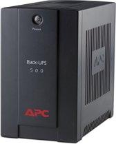 APC Back-UPS BX500CI - Noodstroomvoeding / 3x C13 aansluiting / 500VA