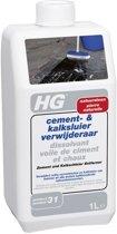 Natuursteen cement- & kalksluier verwijderaar - n°31 - HG