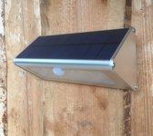 Solar LED wandlamp Motion V met bewegingsmelder op zonne energie