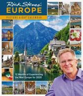 Rick Steves' Europe Picture-A-Day Wall Calendar 2020